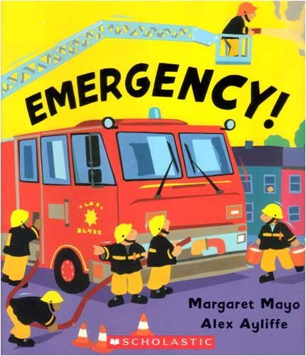 9780439676441: Emergency by Margaret and Alex Ayliffe Mayo (2002-08-01)