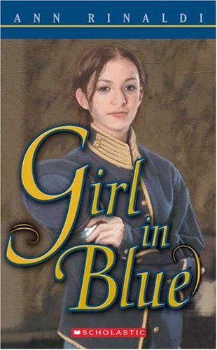 Girl In Blue: Rinaldi, Ann