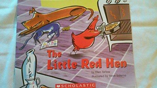 9780439676571: The Little Red Hen by Ellen Tarlow (2004-08-01)