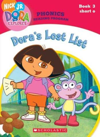9780439677578: Dora the Explorer Phonics: 12 Book Reading Program