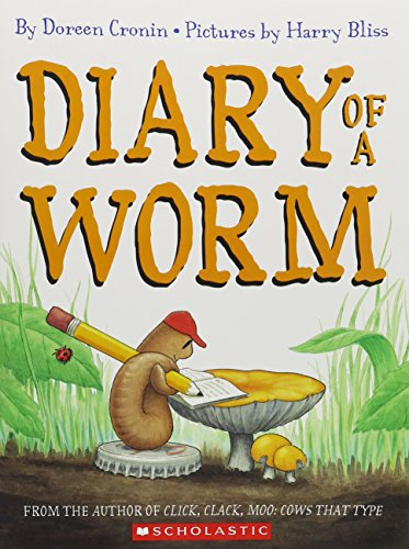 9780439677745: Diary of a Worm