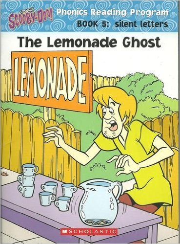 9780439677936: The Lemonade Ghost: Scooby-Doo! Phonics Reading Program. Book 5: Silent Letters