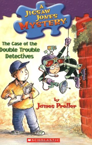 9780439678049: The Case of the Double Trouble Detectives (Jigsaw Jones Mystery, No. 26)