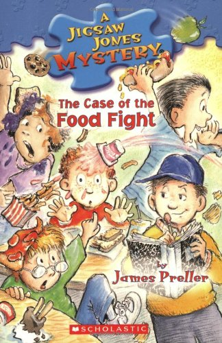 9780439678070: The Case of the Food Fight (Jigsaw Jones Mystery, No. 28)