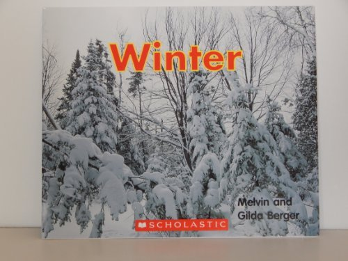 9780439679053: Winter (Scholastic Readers: Time-to-Discover)
