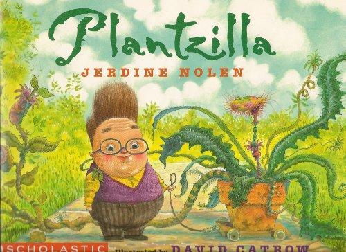 9780439679534: Plantzilla