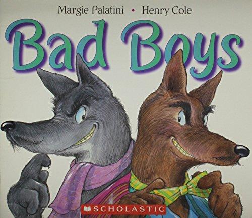 9780439679572: Bad Boys