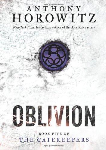 9780439680042: The Gatekeepers #5: Oblivion