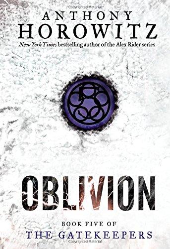 9780439680059: The Gatekeepers #5: Oblivion