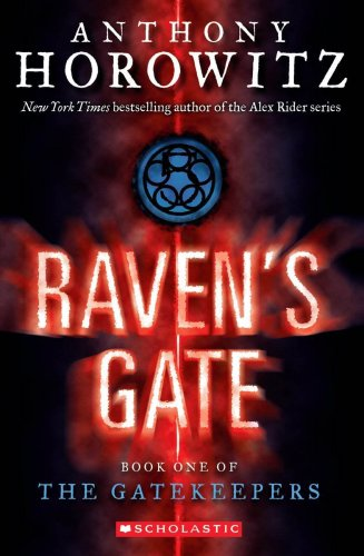 9780439680097: The Gatekeepers #1: Raven's Gate