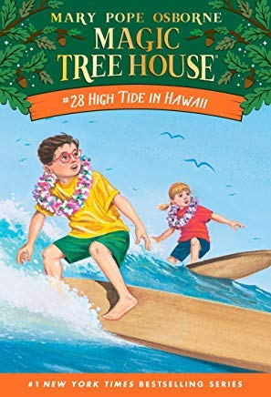 Magic Tree House Books 25 - 28: Stage Fright on a Summer Night; Good Morning, Gorillas; ...