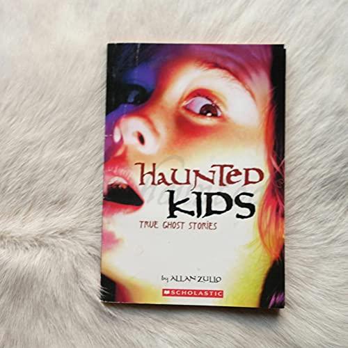 9780439680592: Haunted Kids: True Ghost Stories