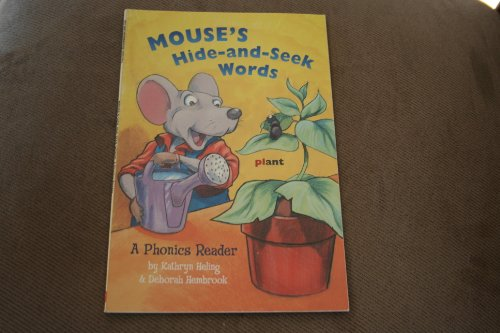 9780439680646: Mouse's Hide-And-Seek Words: A Phonics Reader