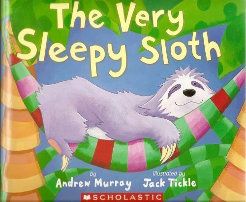 9780439680684: The Very Sleepy Sloth