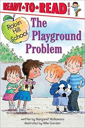 9780439680813: [The Playground Problem] (By: Margaret McNamara) [published: June, 2004]