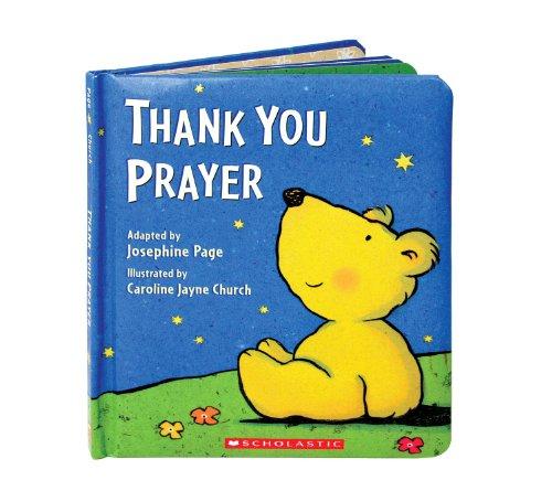 9780439680998: Thank You Prayer