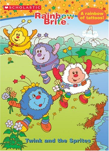 9780439681148: Rainbow Brite: Twink and the Sprites