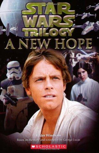 9780439681230: Star Wars, Episode IV - A New Hope (Junior Novelization)