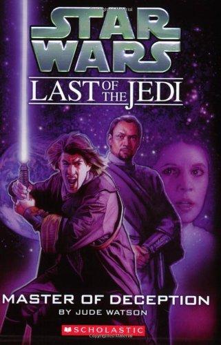 9780439681421: Master of Deception (Star Wars: Last of the Jedi, Book 9)