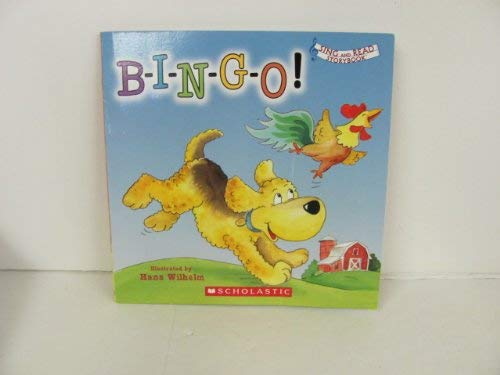 9780439683609: Sing-And-Read: B I N G O