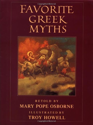 9780439683616: Favorite Greek Myths