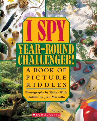 I Spy Year-Round Challenger! (9780439684330) by Jean Marzollo