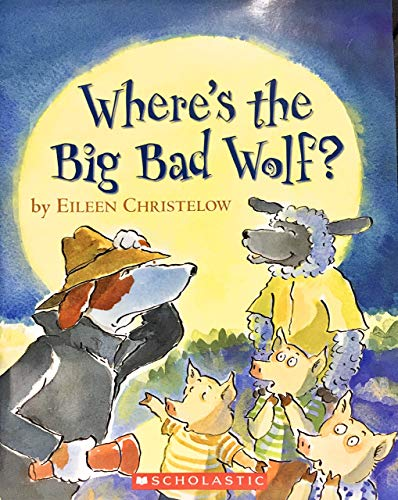 9780439684873: Where's the Big Bad Wolf?