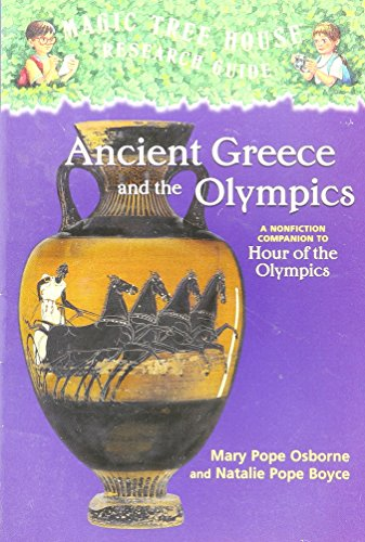9780439685177: Ancient Greece and the Olympics (Magic Tree House Research Guide)