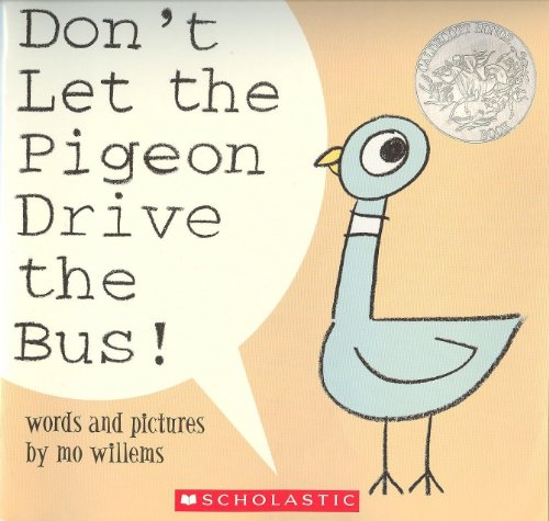 9780439686174: Don't Let The Pigeon Drive The Bus! [Taschenbuch] by