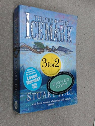 Cover of the book, The Cry of the Icemark.