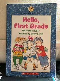 9780439686488: Hello, First Grade