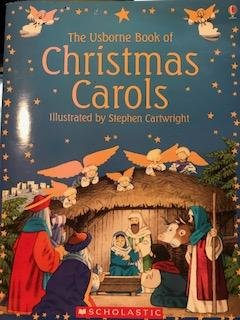 9780439686754: The Usborne Book of Christmas Carols Edition: First