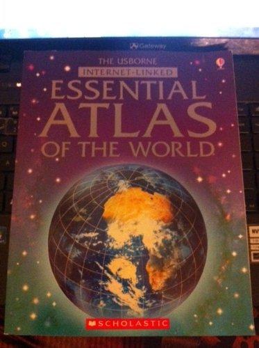 Essential Atlas of the World (the usborne internet-linked): Stephanie, Turnbull