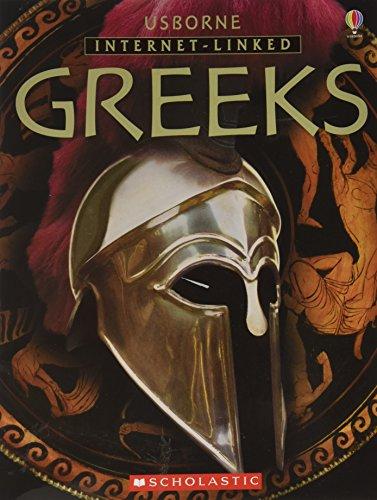 9780439686808: Usborne Internet-Linked Greeks