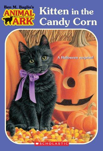 9780439687584: Kitten in the Candy Corn (Animal Ark Holiday Treasury, Halloween)
