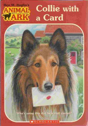 9780439687607: Collie with a Card (Animal Ark Holiday Treasury #6-Valentine's Day) (Animal Ark Series #43)