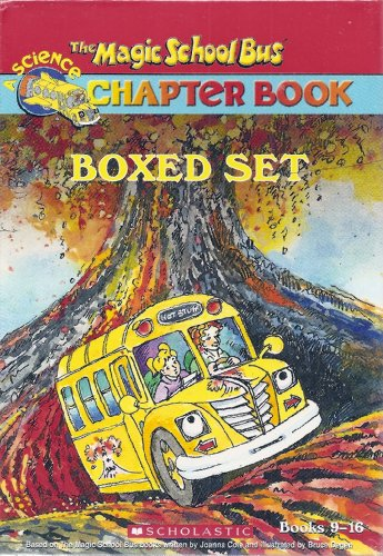 The Magic School Bus Chapter Book Boxed Set, Books 9-16: Anne Capeci; Judith Bauer Stamper; Nancy ...