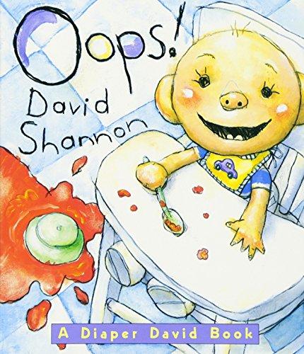 9780439688826: OOPS! (Diaper David)