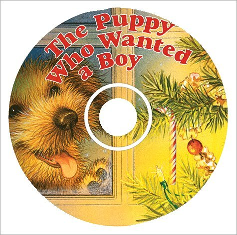 9780439690348: The Puppy Who Wanted a Boy Book and CD