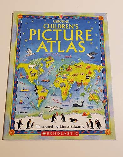 9780439691048: Children's Picture Atlas