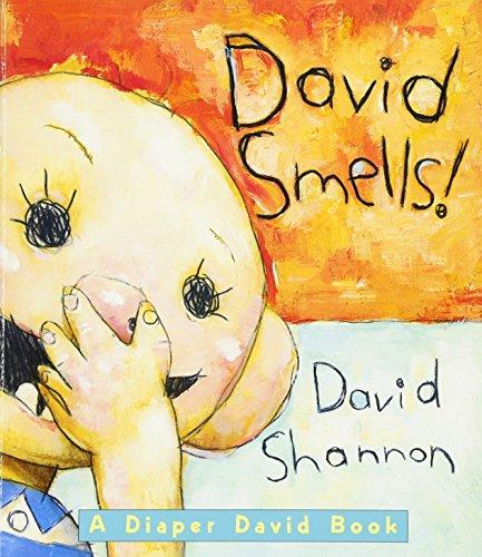 9780439691383: David Smells!: A Diaper David Book