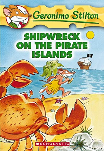 9780439691413: Shipwreck on the Pirate Islands