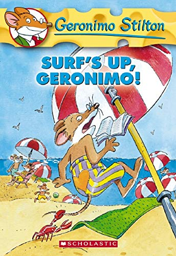 9780439691437: Surf's Up, Geronimo!