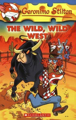 9780439691444: The Wild, Wild West