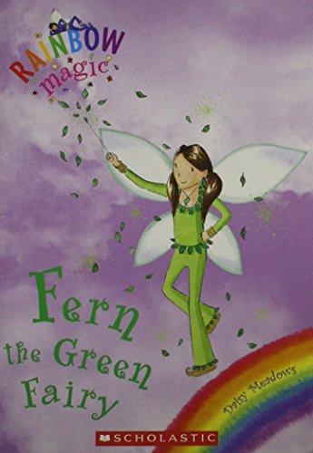 9780439691918: Fern the Green Fairy (Rainbow Magic #4)