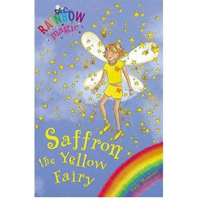 9780439691956: Saffron The Yellow Fairy