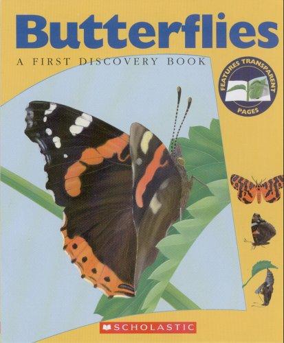 9780439692014: Butterflies (A First Discovery Book)