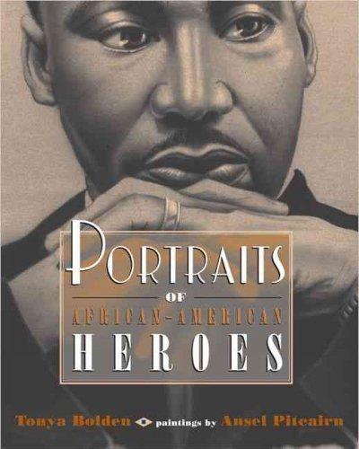 9780439692359: Portraits of African-American Heroes