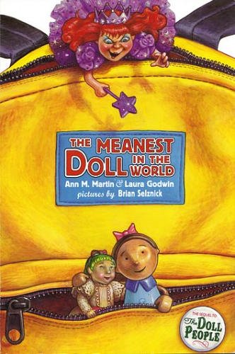9780439692410: The Meanest Doll in the World (Doll People, Book 2)