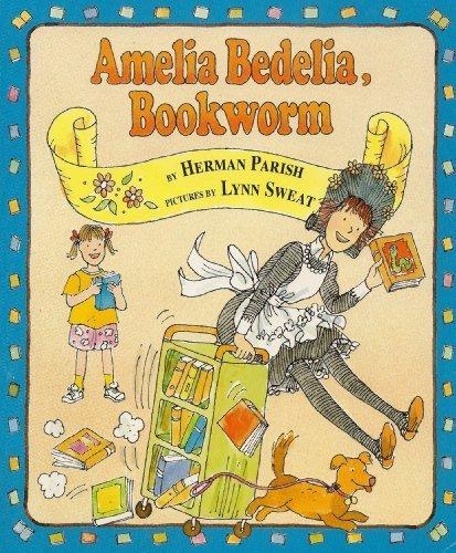 9780439692441: Amelia Bedelia, Bookworm